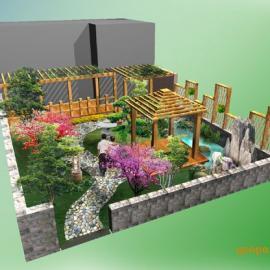 别墅景观设计首选缔造者环境艺术设计院