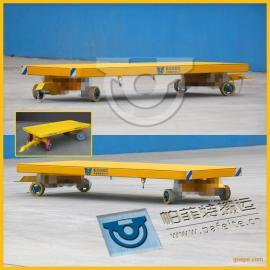 造船行业专用厂家定制直销工程车平板拖车平板拉货拖车