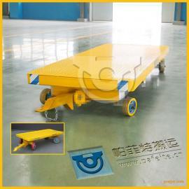 优质耐用厂家定制直销工程车平板拖车平板拉货拖车