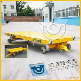 化工设备运输用厂家定制直销工程车平板拖车平板拉货拖车