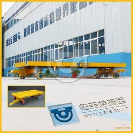 车站工件行李搬运用厂家定制直销工程车平板拖车平板拉货拖车