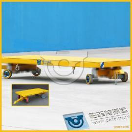 厂区工件运输用厂家定制直销工程车平板拖车平板拉货拖车