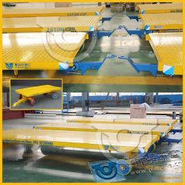 车间用平板拖车厂家定制直销平板拖车拉货平板牵引车