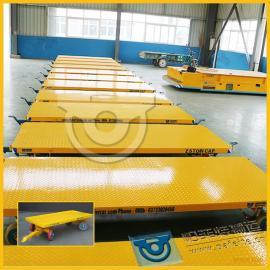 造船行业专用厂家定制直销平板拖车拉货平板牵引车