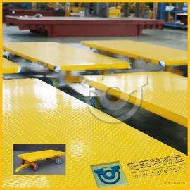 优质耐用厂家定制直销平板拖车拉货平板牵引车