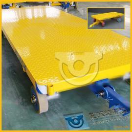 轻小产品运输工具厂家定制直销平板拖车拉货平板牵引车