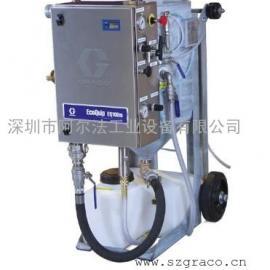 固瑞克EcoQuip EQ100m水汽磨料混合型喷砂设备