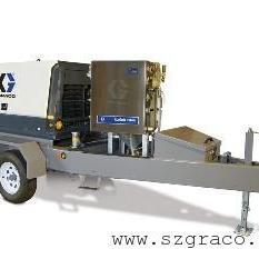 固瑞克EcoQuip EQ200t喷砂移动型一体式设备