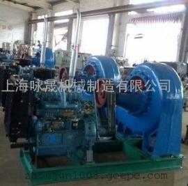 柴油机混流泵