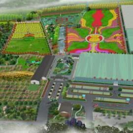 山东农业观光园规划设计