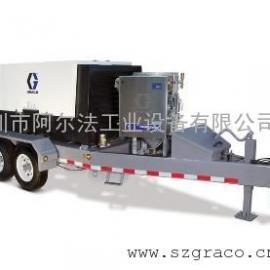 GRACO EcoQuip EQ400T移动一体式喷砂设备