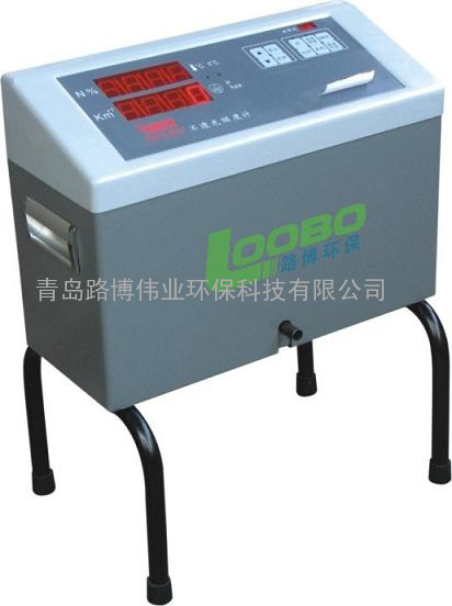 投标项目首选汽车尾气分析仪 LB-601型便携式不透光烟度计