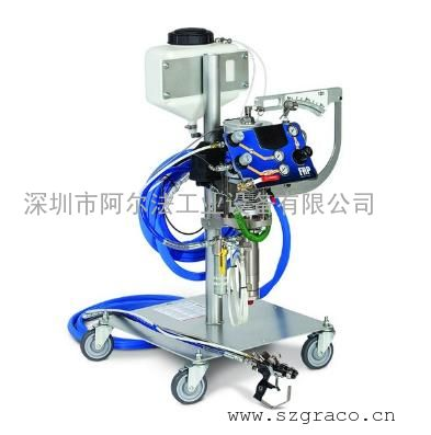 固瑞克frp树脂喷涂系统-固瑞克短切纤维喷涂-树脂
