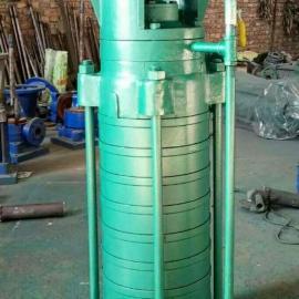 50LG24-20*4立式多级清水离心泵高扬程管道直连泵