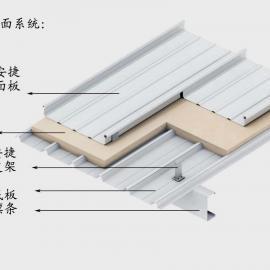 久恒铝镁锰金属屋面板铝镁锰合金板报价