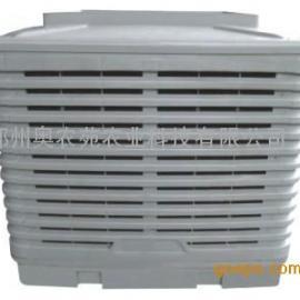 湿帘冷风机环保空调的降温原理