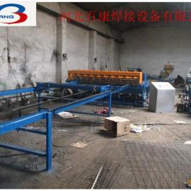 可焊接4.0-8.0mm的钢筋网排焊机隧道钢筋网焊机