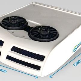信冷XL100T校车电动空调安装,校车电动空调生产厂家
