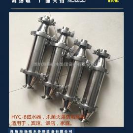 HYC-B 磁水抗菌灭藻器 白口铁产品 强磁抗菌器 除垢器 水处理设备
