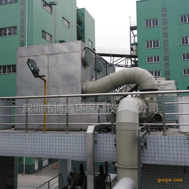 深圳环保公司专业设计高效生物除臭塔 有机废气高效生物除装置