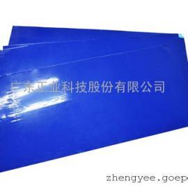 PCB粘尘垫,防静电粘尘垫,高粘粘尘垫,蓝色粘尘垫