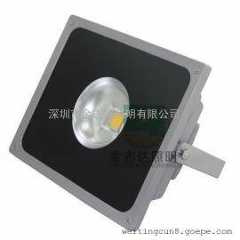 led七彩投光灯厂家+金志达照明