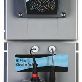 哈希9184sc余氯分析仪
