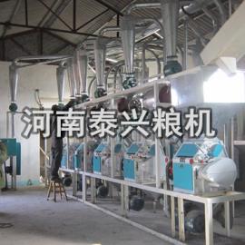 面粉机-小型面粉机械-小麦磨面机
