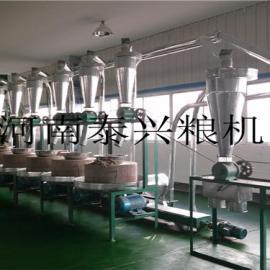大型钢架式成套面粉机组 给力面粉机成套设备优惠的价格