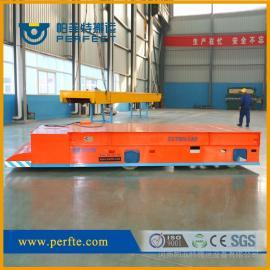 蓄电池 轨道供电摆渡轨道车桶装石油滑触线轨道平车生产商