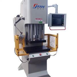 数控油压机,精密数控压装机,数控轴承压装机