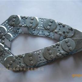 全封闭式钢制拖链价格、沧州亿达、全封闭式钢制拖链规格