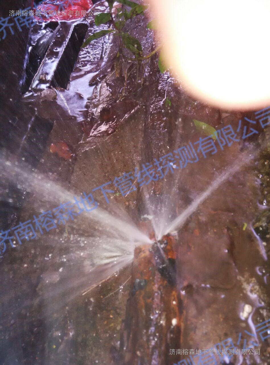 济南自来水漏点探测 漏点检测 漏水检测 济南榕森
