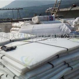 渭南工艺师厂用斜板边角料、斜管堆积池用边角料