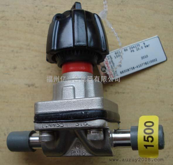 GEMU气动阀 690 20D 771141代理分销