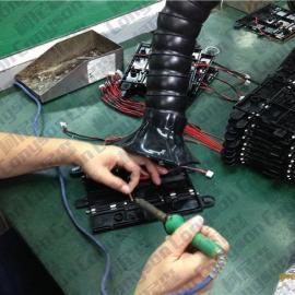 流水线电路板焊锡排烟器