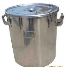 不锈钢桶,不锈钢直口密封桶供应商