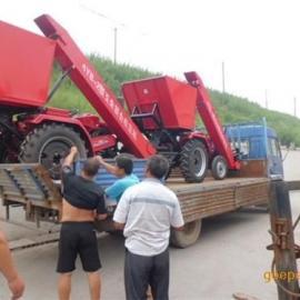 玉米收割机哪个好|郑州能达(图)|小型玉米收割机价格