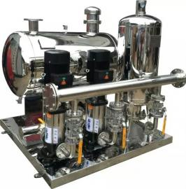 自动恒压供水变频泵3kw不锈钢多级泵成套机组