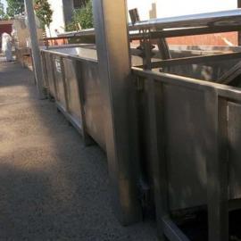 诸城天翔机械供应连续式肉类解冻机 品质保证 价格优惠