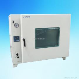 工�I零部件清洗后真空干燥�C PVD-250快速充氮�o氧真空干燥箱