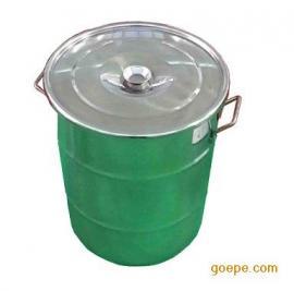 不锈钢直口密封桶,不锈钢周转桶