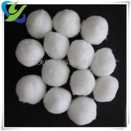 石家庄40mm纤维球滤料生产厂家