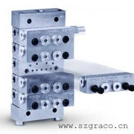 GRACO固瑞克Trabon MSP 模块式分配器
