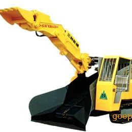 采矿用设备ZWY-80/45L平巷履带扒渣机80型扒装机