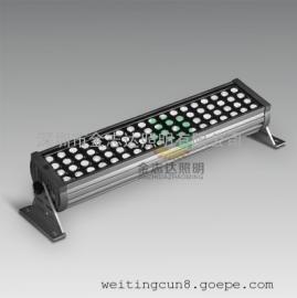 大功率led洗墙灯/金志达照明