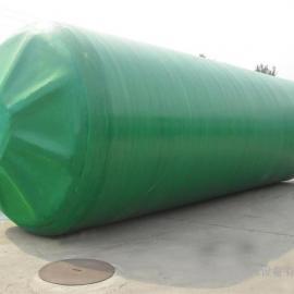 固安玻璃钢雨水收集池价格
