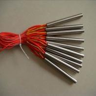 供应可测温度单头电热管 厂家直销