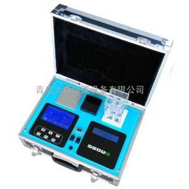 DS-300B便携式多��邓��|�z�y�xCOD氨氮总磷测定