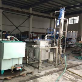 设备制造厂家直销芦荟精油提取设备、香料油蒸馏设备、水蒸气蒸馏
